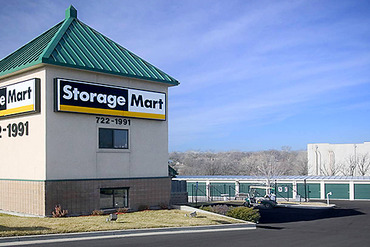 StorageMart - 7460 Frontage Rd, Merriam, KS 66203