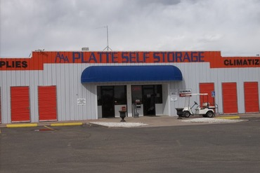 AAA Platte Self Storage and Uhaul - 4510 Edison Ave, Colorado Springs, CO 80915