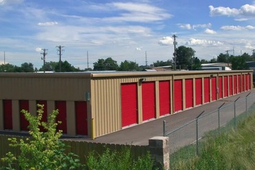 A Better Self Storage West - 2755 Ore Mill Rd, Colorado Springs , CO 80904