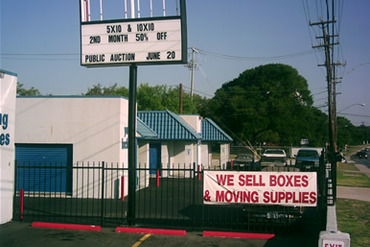 Your Storage Place - Self-Storage Unit in San Antonio, TX