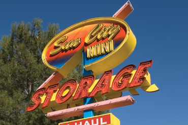 Sun City Mini Storage - 27460 McCall Boulevard, Sun City, CA 92585