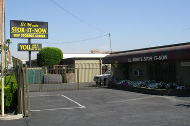 El Monte Stor It Now - 10212 E. Valley Blvd, El Monte, CA 91731