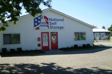 National Storage Centers - Highland - 1574 Alloy Parkway Rd., Highland, MI 48356