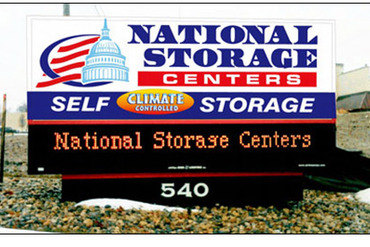 National Storage Centers - Bloomfield - 540 S. Old Telegraph Road, Pontiac, MI 48341